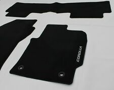 TOYOTA COROLLA FLOOR MATS CARPET SET HATCH FROM JUNE 2018 AUTO TRANSMISSION