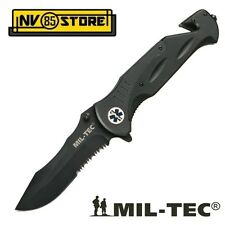 COLTELLO MILTEC MEDICAL POCKET KNIFE EMT DI PRIMO SOCCORSO OUTDOOR SURVIVOR