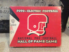 VINTAGE 1964 CADACO FOTO ELECTRIC PRO HALL OF FAME FOOTBALL GAME 100%