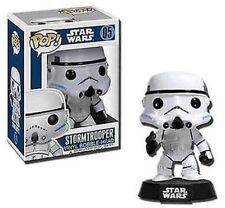 Funko - Star Wars Stormtrooper Pop! Vinyl Figure Bobble Head