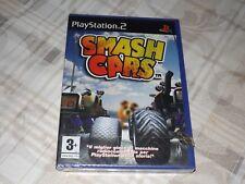 """PS2 """" SMASH CARS """" SIGILLATO"""