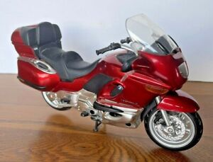 1/12 NewRay BMW K1200LT Motorcycle Touring Red