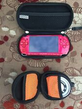 Sony PSP Pouches In VGC Only! No Console Or Games.