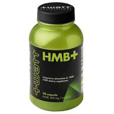 +Watt HMB+ 90 cps Precusore Leucina anticatabolico Aumento massa Gluten Free