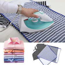 Ironing Mat Pad Washer Cover Board Heat Resistant Blanket Portable Random