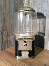 Vintage Coin Operated Gumball Machine For Display Or Parts Or Repair E51