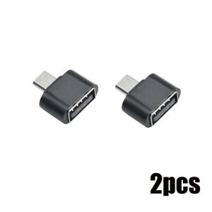 Micro USB B Male To USB 2.0 A Female OTG Adapter For Samsung S5 S7 S6 Note 2 4 5