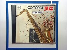Stan Getz - Compact Jazz (, 2003) CD