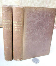 2Vols,WAVERLY ANECDOTES; NOVELS & ROMANCES Of SIR WALTER SCOTT,1833,Mr. Forsyth