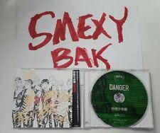 BTS Danger Japanese signed autograph SUPER PARE fan sign kpop Bangtan CD