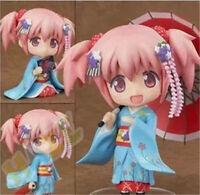 "Puella Magi Madoka Magica Kaname Madoka Maiko 4"" PVC Action Figure Statue Toy"