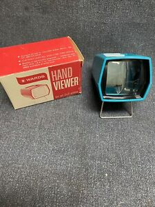 Vintage Montgomery Ward Slide Hand View w/original box - NIB