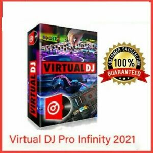 VIRTUALDJ 2021 PRO INFINITY V8.5.6263✅(X64)✅PORTABLE VERSION✅MULTILINGUAL