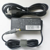 65W Genuine AC Adapter battery charger for IBM LENOVO ThinkPad X60 T60 20V 3.25A