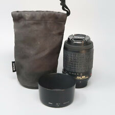 Nikon Nikkor AF-S 55-200mm f4-5.6 G ED DX VR IF Lens AFS - No VR -