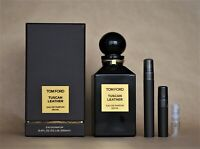 Tom Ford Tuscan Leather 10 ml Travel Size Spray EDP Authentic