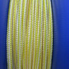 3mm FSE Dinghy Control Fall Streckerleine gelb Dyneema 450 daN
