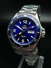 Orient Mako II 2 Blue Automatic FAA02002D9 200M Men's Watch