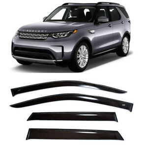 For Land Rover Discovery V 5d 2017- Window Side Visors Sun Guard Vent Deflectors