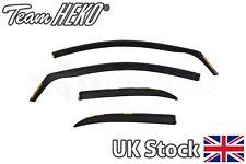 Kia Picanto mk2 5door hatchback 2011-2017 wind deflectors 4pc HEKO TINTED