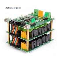 DIY 16.8V 4S Battery BMS PCB Board 18650 Battery Holder Box Module No Soldering
