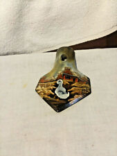 Hand Painted & Signed Shovel From Field Cultivator-Janus Jimsom?