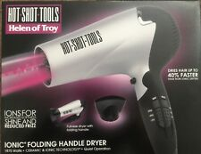 Hot Shot Tools Foldover Travel Blowdryer NIB