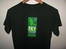 International Toy Pirates Tee - Super 7 Tokyo Godzilla Luggage Tag USA T Shirt S