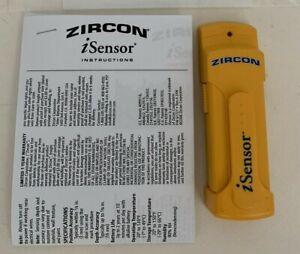 ZIRCON iSensor Stud Finder