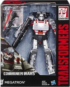 Transformers: Combiner Wars ~ Decepticon MEGATRON (2015) FIGURE ~ Leader Class