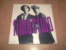 """TIMES TWO """" X2 """" NEW & SEALED VINYL LP 1988 CANADA RELEASE"""