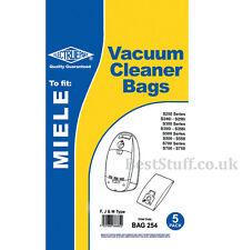 5 pack Vacuum Cleaner Bags to fit MIELE Vacuum Cleaners - Electruepart BAG 254