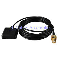 Antenna Fakra H 4003 SMB Female for GPS Active ford lincoln Mercury 5M
