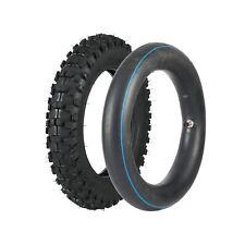 "10"" Rear 3.00-10 Tire + Tube 80/100-10 for Yamaha PW50 TTR50E XR50 SDG SSR CRF50"