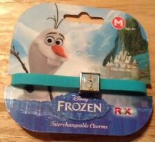 DISNEY FROZEN ROXO interchangeable charms Olaf bracelet