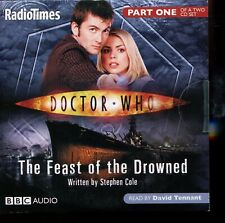 Doctor Who - The Feast Of The Drowned Part 1 / Newspaper Promo Audiobook CD NEW