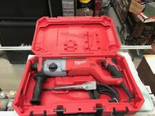 """Milwaukee 1"""" Sds Rotary Hammer Model: 5262-21 Corded In Hard Case Ships Free!"""
