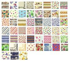 Emma Bridgewater lunch napkins a pack of 4 napkins for decoupage free post