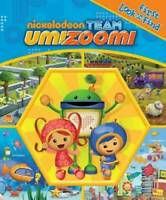 Nickelodeon: Team Umizoomi: First Look and Find - Board book - GOOD