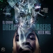Meek Mill - Dreamchasers Mixtape CD Maybach Music MMG Dream Chasers Chaser