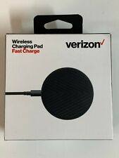 Verizon Qi Fast Charger Wireless Charging Pad for iPhone X XR XS 11 Pro Max