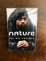 RARE NATURE Excerpts From For All Seasons Cassette Tape Rap/Hip-Hop NEW SEALED