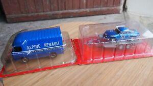 renault saviem alpine  ixo  1/43
