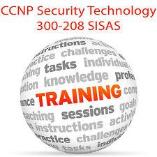 Cisco CCNP Security Technology 300-208 SISAS - Video Training Tutorial DVD