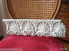 Fassadenstuck Stuck Schmuckplatte Schmuckband Muschel stucco Fries 132-3063B