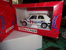 1/25 TONKA VW GOLF RACING GTI #71 NEUF EN BOITE