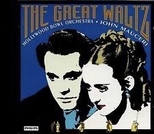 The Great Waltz / The Hollywood Bowl Orchestra - John Mauceri