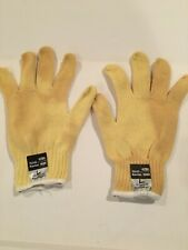 Cut Resistant Gloves, Some Discoloration Size: Large, 1 Pair