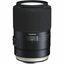 Tamron SP 90mm f/2.8 Di Macro 1:1 VC USD Lens for Canon. U.S. Authorized Dealer