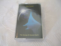 MC Mike Oldfield The Songs of Distant Earth Tape WEA 4509985814 Musikkassette